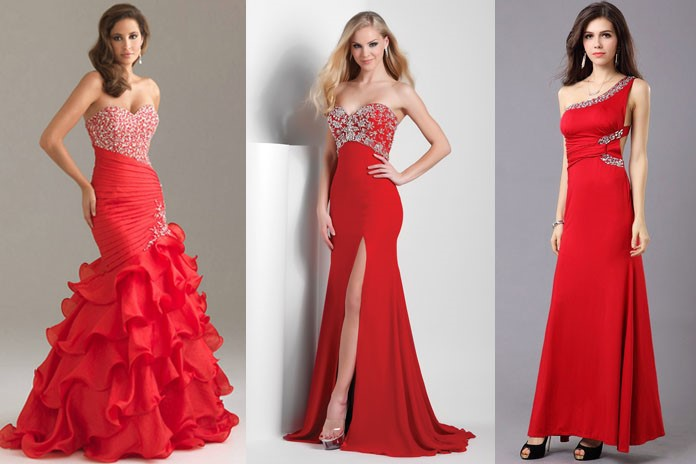 Arrive In Style To Your Prom Night Wearing The Most Alluring Color