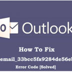 How To Fix [pii_email_33bcc5fa9284de56eb3d] Error Code [Solved]